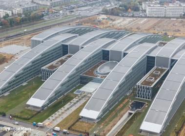 Siedziba główna NATO w Brukseli, Belgia