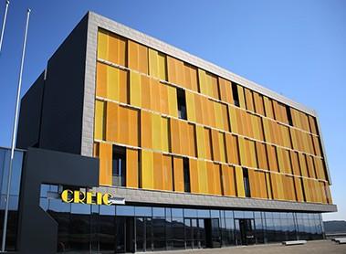 Le parc d'Innovation Cluj-Napoca, la Roumanie
