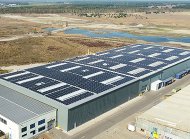 NedZink invests in solar energy!