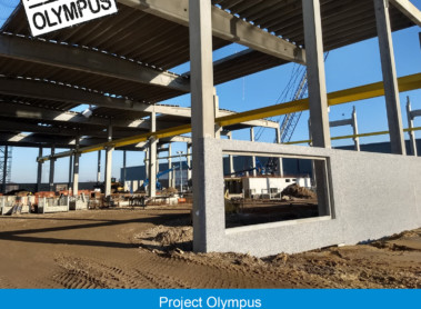 Update Project Olympus!