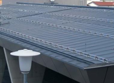 Strakonice oživil dopravní terminál s titanzinkovou střechou