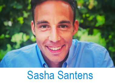Let's meet Sasha!